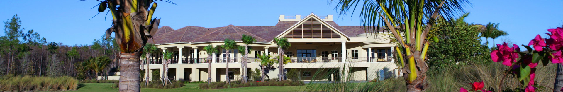Plantation Golf & Country Club clubhouse